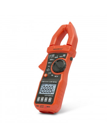Kliešťový multimeter MAXWELL MC 25612 True RMS AC/DC